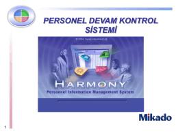 Harmony - Mikado TA