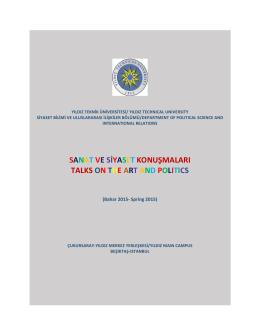 1426682637_Program_120315 - Siyaset Bilimi ve Uluslararası