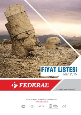 FEDERAL_2015 - İndir
