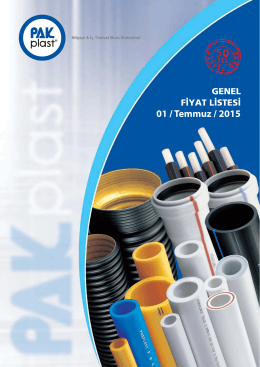 pakplast fiyat listesi 2015-1