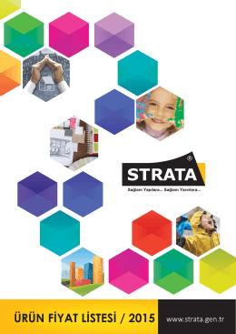 Strata Fiyat Listesi TR _ 2015.ai