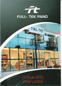 ULL- TEK PANO