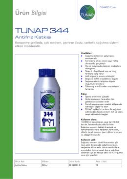 TUNAP 344