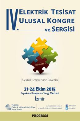 PDF Formatı - IV.Tesisat Kongresi