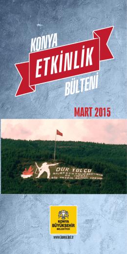 MART 2015 - Medeniyet Okulu