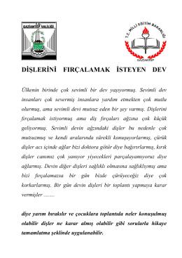Mayıs Sağlıklı Yaşam - esenyurt cumhuriyet ilkokulu