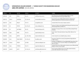 asiluyeler2204201511 - mühendislik jeolojisi derneği