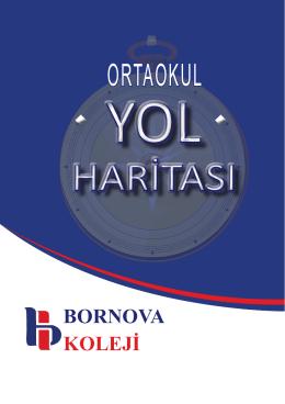 Yol Haritası - Bornova Koleji