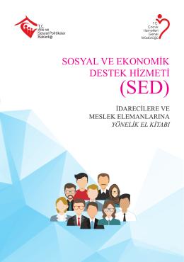 SED Hizmetini Yürüten İdarecilere ve Meslek Elemanlarına Yönelik