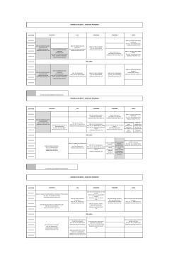 mimarlık bölümü 3. sınıf ders programı mimarlık bölümü 2. sınıf ders