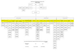 Yönetim Şeması - Samsun Büyükşehir Belediyesi