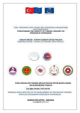 Gündem - Türk Yargısının İfade Özgürlüğü Konusunda