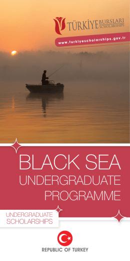 Black Sea Undergraduate Programme