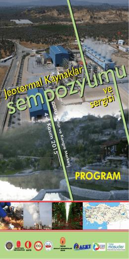 Jeotermal Kaynaklar Jeotermal Kaynak ve sergisi ve
