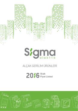 Ocak _2016_sigma_fiyat_listesi.indd