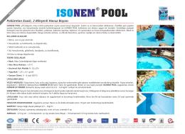 pool ısonem