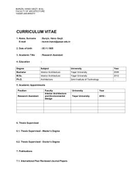 Burçin Hancı Geçit_CV_YOK formatted