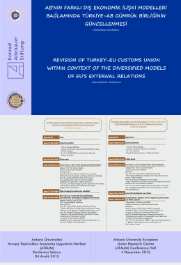 afis (1).cdr - ATAUM - Ankara Üniversitesi