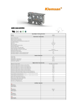 ASK 2LD-24VDC