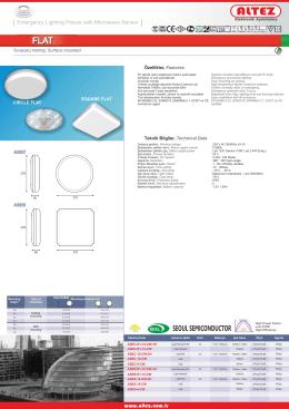 ASES Ürün Broşürü