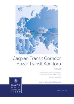 Caspian Transit Corridor Hazar Transit Koridoru