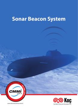 Sonar Beacon System - Koç Bilgi ve Savunma Teknolojileri A.Ş.