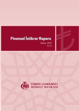 tcmb-finansal istikrar raporu