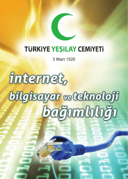 Yeşilay Kocaeli İnternet Kitapçığı