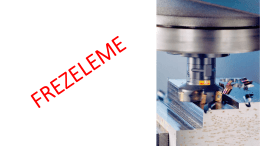 CNC FREZE - WordPress.com