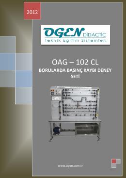 OAG – 102 CL