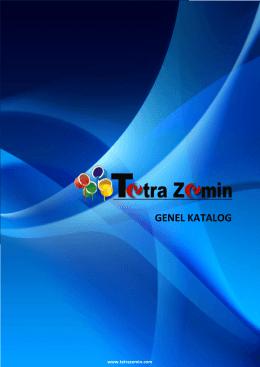 GENEL KATALOG - Epoksi Zemin Kaplama