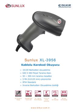 Sunlux XL-3956