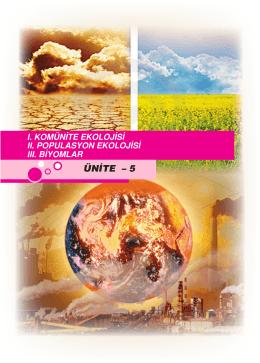 komünite ekolojisi ve biyomlar
