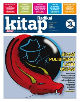 8 Ocak 2016 - Radikal Kitap