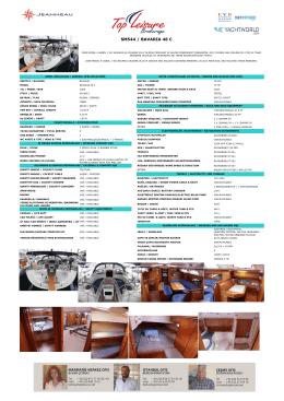 SM544 Bavaria 46 C Donanım Listesine Buradan Ulaşabilirsiniz