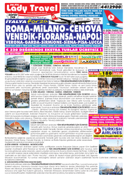 ITALYA Forza IZM THY Cenova N