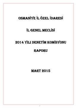 İndir - Osmaniye İl Özel İdaresi