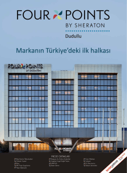 Four Points by Sheraton İstanbul Dudullu