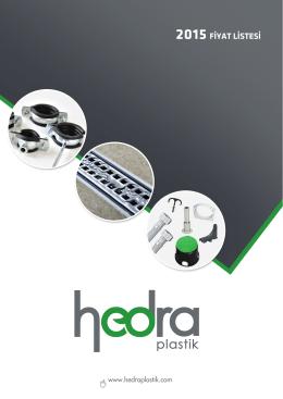 E-Katalog - Hedra Plastik
