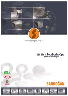 Sardoğan Ürün Kataloğu