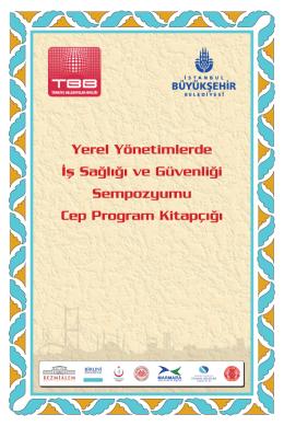 Sempozyum Programı - Dr. Nurullah YÜCEL