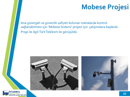Mobese Projesi