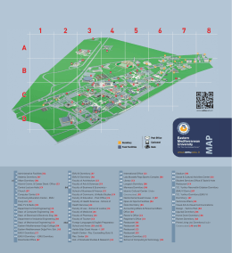 campus map150707 ENG