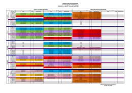 2015-2016 I. Dönem Mimarlık ve Şehir Planlama