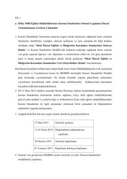 2) Ek-1 - Hocalar İlçe Milli Eğitim Müdürlüğü