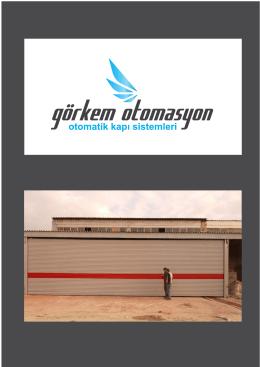 Katalog - Görkem Otomasyon