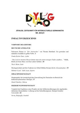 Inhaltsverzeichnis als PDF-Datei