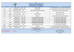 2015 ekim ayı proğramı tc dokuz eylül üniversitesi sabancı kültür