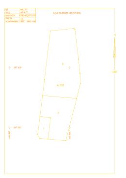Netcad 0 TINTAS 1632_DURUM HARİTASI.NCZ