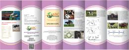 Katalog için tıklayınız - ABC Nutrition Hayvancılık Yem Katkı